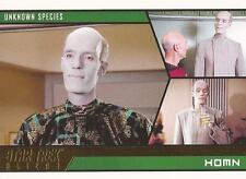 Star Trek Aliens - No.26 Gold Parallel Card #081/100