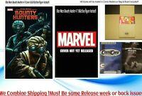 STAR WARS BOUNTY HUNTERS # 7  COVER A 11/18/20 Pre-Sale Marvel Comics NM