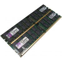 Kingston KTH-XW9400K2/16G (8GB x 2) DDR2 667MHz ECC Registered Memory