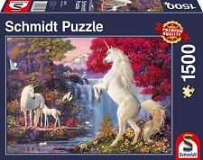 Triumph of the Unicorns Schmidt Fantasy Puzzle 1500 pezzi 58312