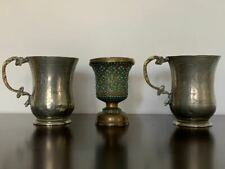 Group of Islamic Cups - Ottoman Turkey and Persia