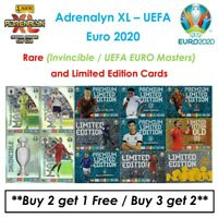 Panini Adrenalyn XL - UEFA Euro 2020: Rare - Master/Invincible & Limited Edition