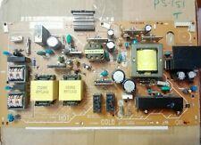 "Scheda alimentazione PANASONIC TX-26LXD80 26"" TV POWER PCB PSC10257"