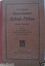 F.W. Putzgers Historischer Schul-Atlas Große Ausgabe 1924  45. Ausgabe