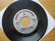"Proset Gerardo Reyes - Corazon De Piedra / Ya Me Llevo 7"" Latin Norteno 1986"