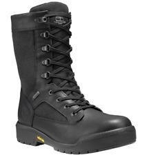 Timberland Men's Tall GORE-TEX Vibram Sole Waterproof Field Boots Black Size 8