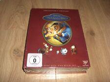 Die Schöne und das Biest DVD Collector´s Edition + Buch Set NEU