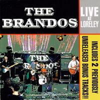 THE BRANDOS - Live At Loreley - Digipak-CD - 4028466327123