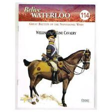 del Prado Relive Waterloo Magazine No.114 Mbox3619/I Wellington's Line Cavalry
