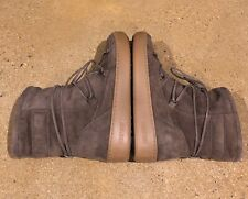 Tecnica Moon Boots Pulse Mid Brown Size 36 EUR The Original Moon Boot Women 5.5