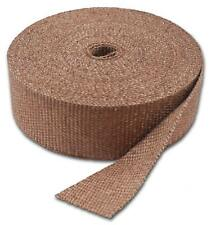 "Thermo-tec 11032 Exhaust and Header Wrap 2"" X 50' Copper"