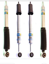 Bilstein Front & Rear fits 07-16 Toyota Tundra Shock 24-232173 - 24-186971 RHA