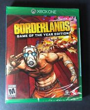 Borderlands [ Game of the Year Edition ] (XBOX ONE) NEW