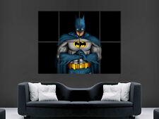 BATMAN COMIC HERO LARGE ART GIANT POSTER PRINT IMAGE HUGE