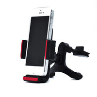 Universal 360°Rotation Car Air Vent Mount Cradle Holder Stand Cell Phone and GPS