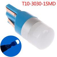 Canbus T10 LED Birne W5W 3030 SMD Blau Autobreite Licht Innenraum Leselampe  CJ
