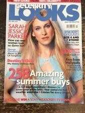 SARAH JESSICA PARKER LOOKS magazine James Redmond Destiny's Child Lisa Snowdon