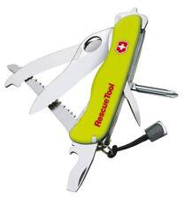 Victorinox Multifunktionstaschenmesser RescueTool Einhänder Gelb mit Etui