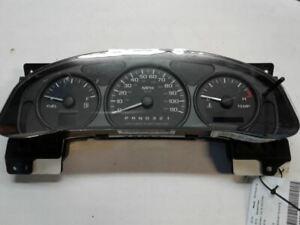 Speedometer Instrument Cluster 2002-2005 Chevy VENTURE 195K Miles 10317700