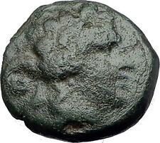 MARONEIA in Thrace 148BC Authentic Ancient Greek Coin - DIONYSUS WINE GOD i61643