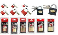 A choice of Heavy Duty High Security Padlocks, Gate, Shed, Locker, Bike, Garag