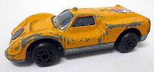 Politoys Ford GTJ  NY 14 orange