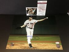8ba874c6b Chris Sale Boston Red Sox Autographed Signed 11x14 Photo JSA WITNESS COA 1