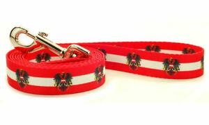 Dog Leash   Austria Flag   For Everyday, Holidays, Sporting Events, Festivals