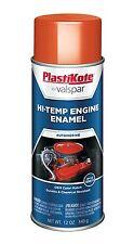 PlastiKote 12-Ounce Chevrolet Orange High Heat Engine Enamel Spray Paint