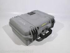 PELI IM2200 Waterproof Storm Case Dust Shock Proof Shipping Flight Box GREY