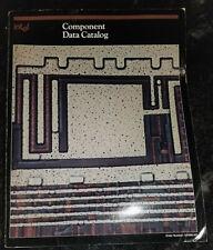USED 1982 Intel Component Data Handbook