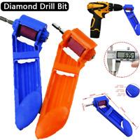 Corundum Grinding Wheel Drill Bit Sharpener Titanium Portable Powered Tools Kit