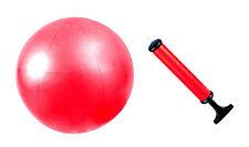 Mini Fitness Exercise Ball with Hand Pump for Yoga Pilates, Body Balance & Train