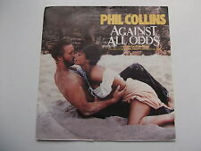 "7"" single.Phil colins- 'Against all odds'"