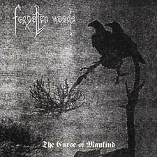 Forgotten Woods - The Curse Of Mankind (NEW CD DIGI)