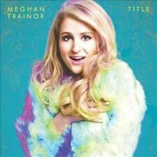 Title 2015 by Meghan Trainor CD 888750469120