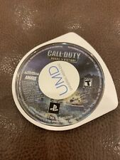 Call of Duty: Roads to Victory (Sony PSP, 2007) UMD Disc Only