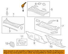 Chevrolet GM OEM 09-16 Traverse Cowl-Side Extension Left 22956657
