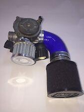 Honda Ruckus 49cc intake kit UNI Filters nps50 carburator Gy6 50cc metropolitan