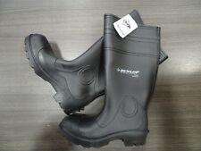 Dunlop 87401 Waterproof Boots Size 5 Men 7 Women