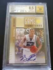 2010-11 Ultimate Collection Derrick Rose Auto BGS 8.5/10