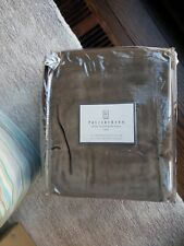Pottery Barn Velvet Double Wide Drapes 96 X 84 Inches (sage(green)) Pole Pocket