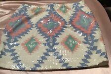 Charlotte Russe Sequin Skirt