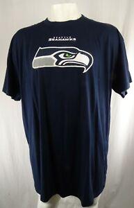 Seattle Seahawks NFL Majestic Men's Graphic T-Shirt
