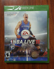 [SEALED, NEW] NBA Live 16 for Xbox One