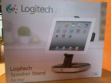 Logitech Speaker Stand Per Ipad Docking Station. Come nuovo. Ottimo!!!