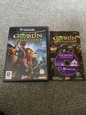 Goblin Commander For Nintendo Gamecube PAL