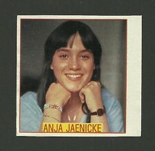 Anja Jaenicke TV Film Actress  - Rare Card from Germany Tatort