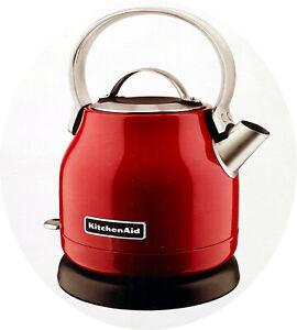 KitchenAid Wasserkocher Classic 5KEK1222EER empire red 1,25 L, 2200 W,empire rot