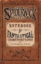 The Spiderwick Chronicles: Notebook for Fantastical Observations by Holly Black